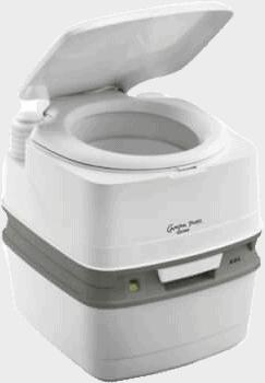 Toaleta turystyczna + wyposażenie
